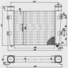 Охладитель наддувочного воздуха 1522-1317100-20