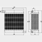 Радиатор отопителя 41.035-1013010